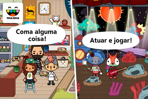 Toca Life: City screenshot 4