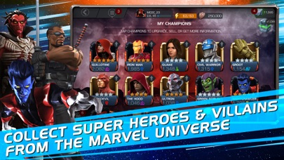 download MARVEL Contest of Champions appstore review