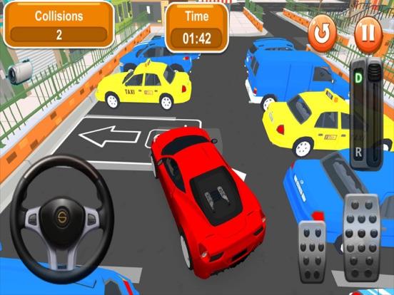 Мастер Парковки Города 3D Скриншоты9