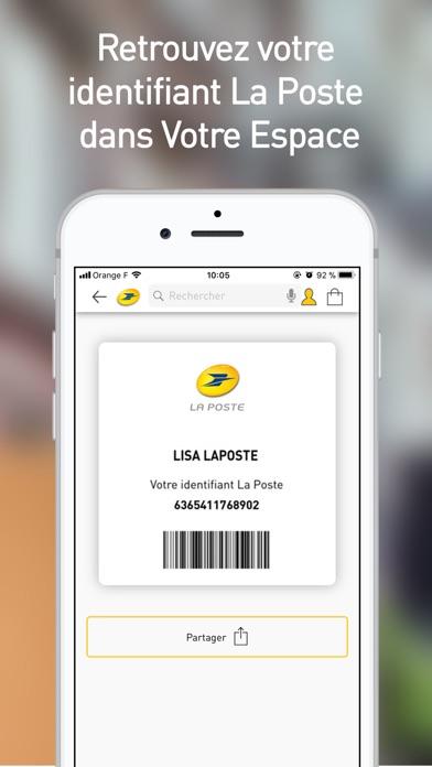 download La Poste - Services Postaux apps 4