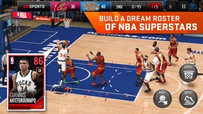 NBA LIVE Mobile Basketball iPhone