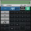 Citizen Calculator CT
