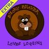 Bucky Loves Logging - Extra