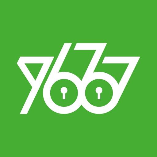 96767开锁app icon图
