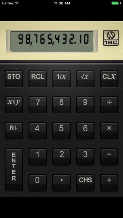 download HP 12C Financial Calculator apps 1