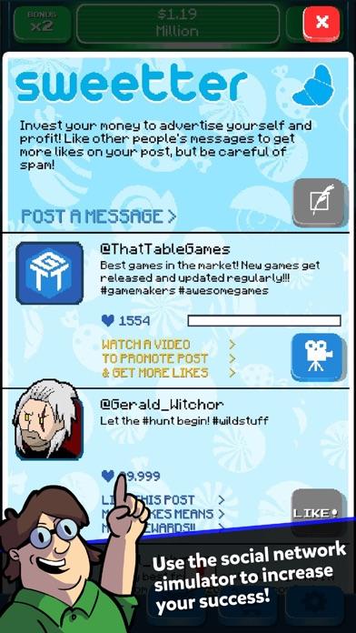 GameDev Empire screenshot 4