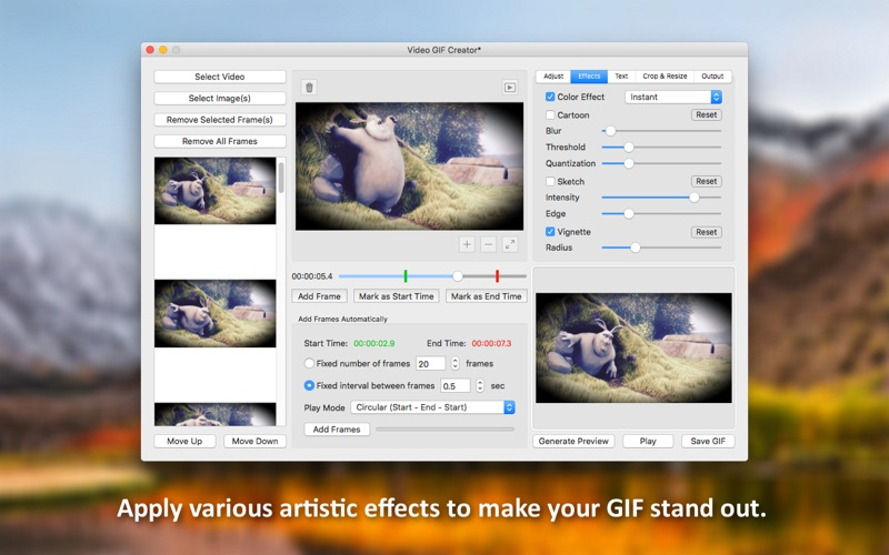 Video gif creator gif maker dmg cracked for mac free download video gif creator gif maker screenshots negle Images