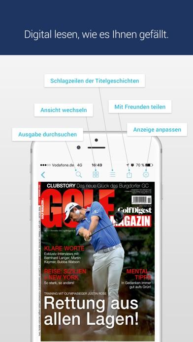 golf magazin zeitschrift app insight download. Black Bedroom Furniture Sets. Home Design Ideas