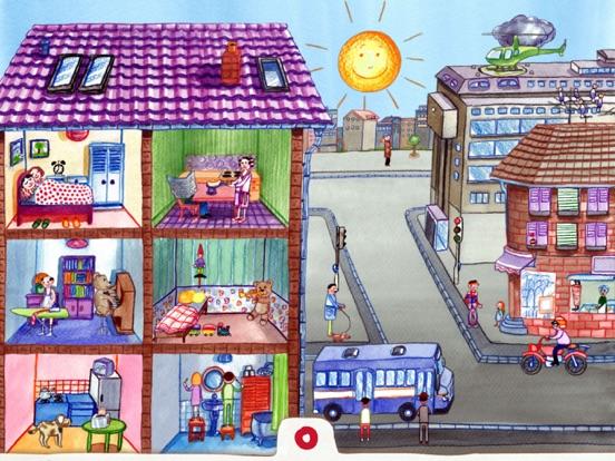 My Little Town: Toddler's Seek & Find Screenshots