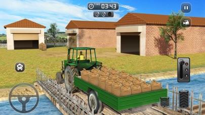 Village Farming Simulator 2018: Tractor Driver screenshot 3