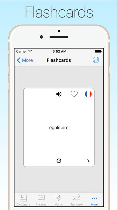 Screenshot #10 for French Dictionary & Translator +