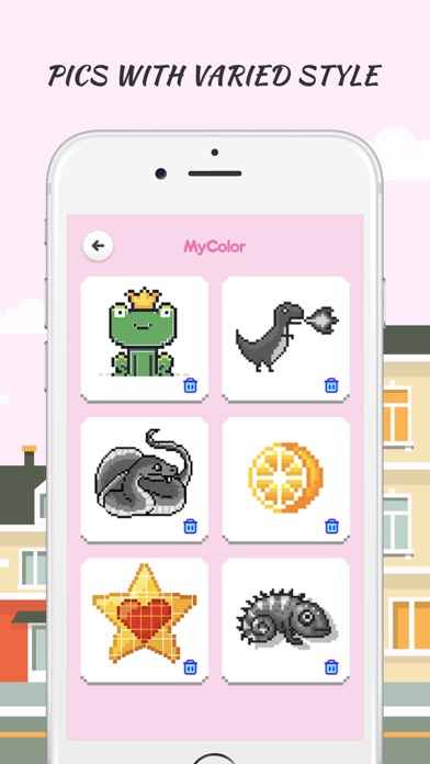 MyColor: Best Coloring BookScreenshot of 3