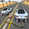 Chained Cars Impossible Stunts
