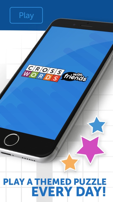 Crosswords With Friends Скриншоты3