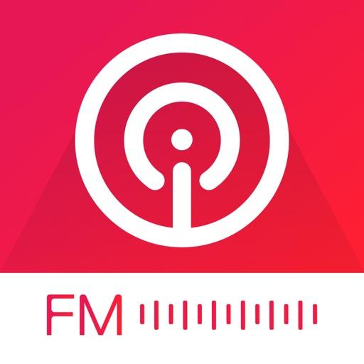 听呗广播-网络电台收音机在线听相声小说 iOS App