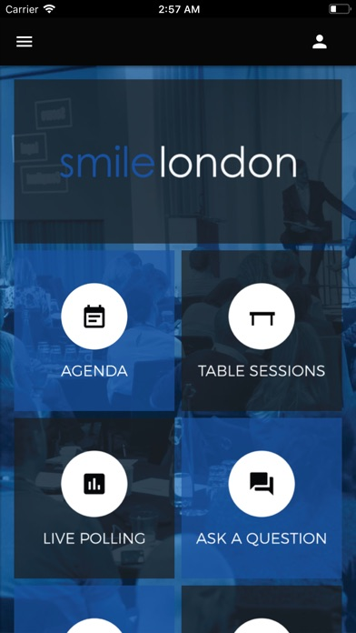 smilelondon 2017 screenshot 1