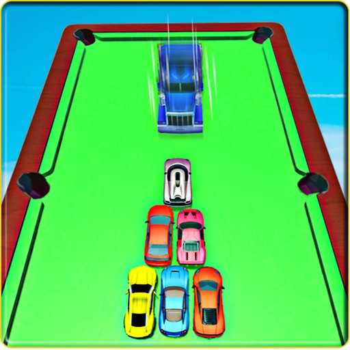 Billiards Pool Cars Stunts