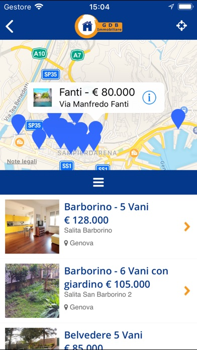 GDB Immobiliare App Download - Android APK
