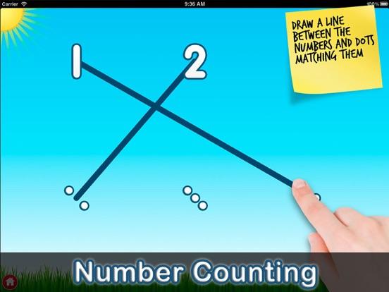 Number Quiz Lite - Tantrumapps Скриншоты10