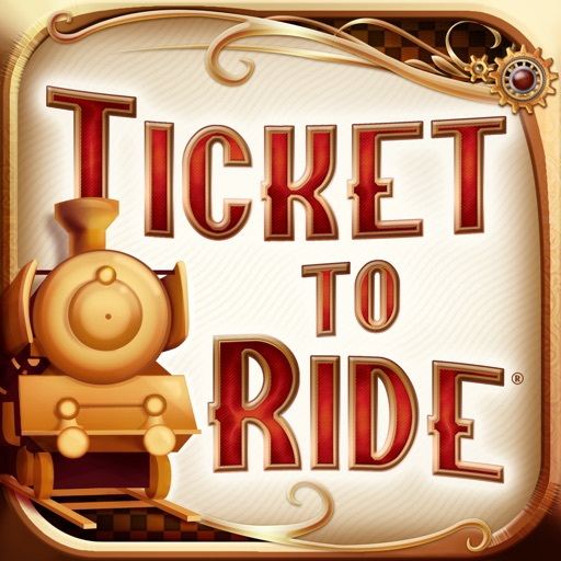 【精美桌游】车票之旅