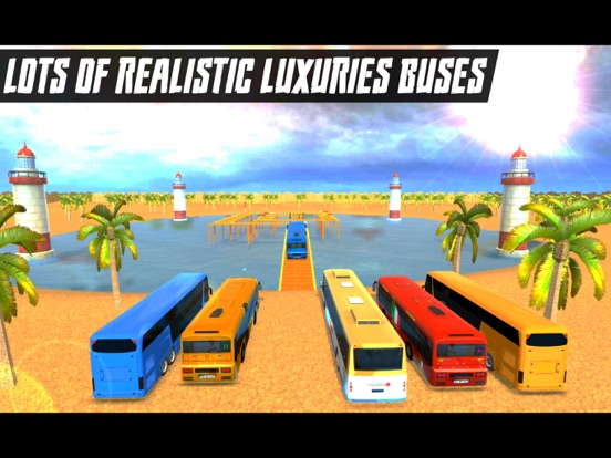 Real Coach Bus Parking 2018 Скриншоты7