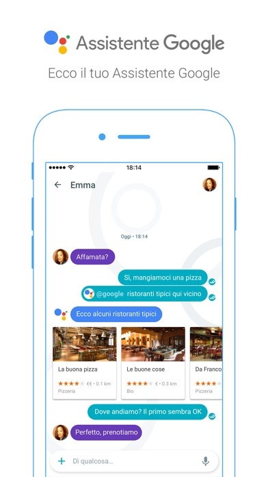 Google Allo Screenshot