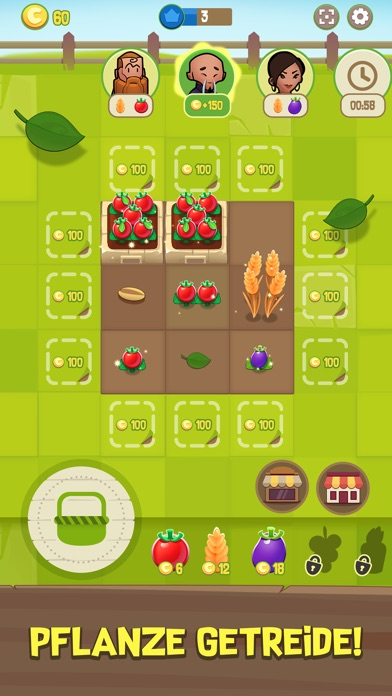 Merge Farm! iOS Screenshots
