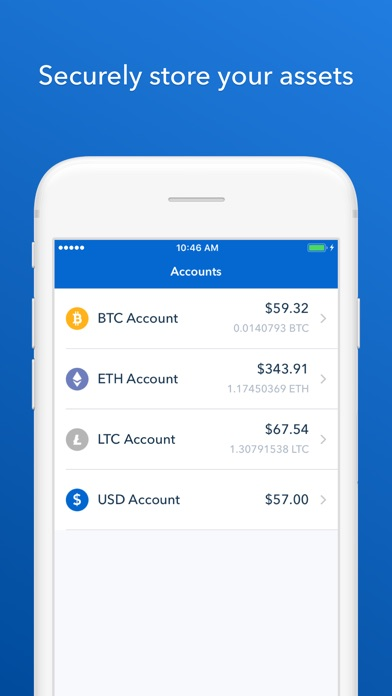 Coinbase - Buy Bitcoin & moreのおすすめ画像4