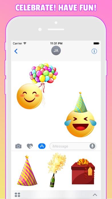 Celebramoji Birthday Emojis App Download Android Apk