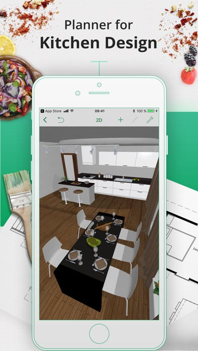 Kitchen Planner kitchen planner & decorator on the app store