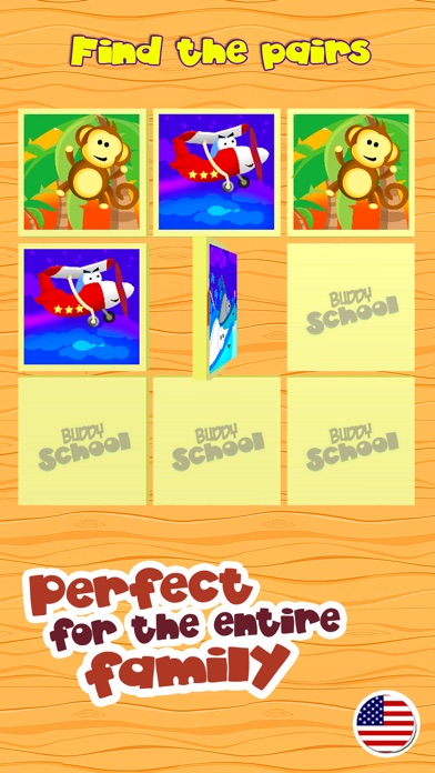 Buddy School: Math activities for 1st - 6th grade Screenshots