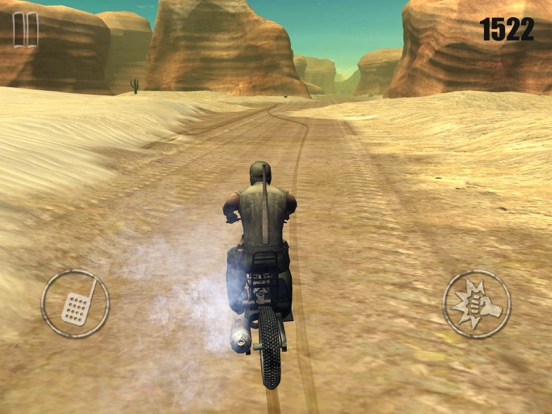 Fury Ride для iPad