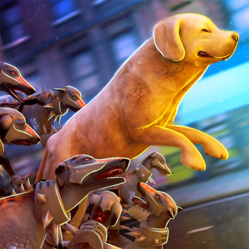 The Walking Dogs: Zombie Apocalypse iOS App