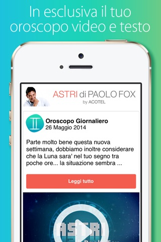 Astri di Paolo Fox screenshot 3