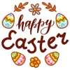 Happy Easter! stickers for iMessage