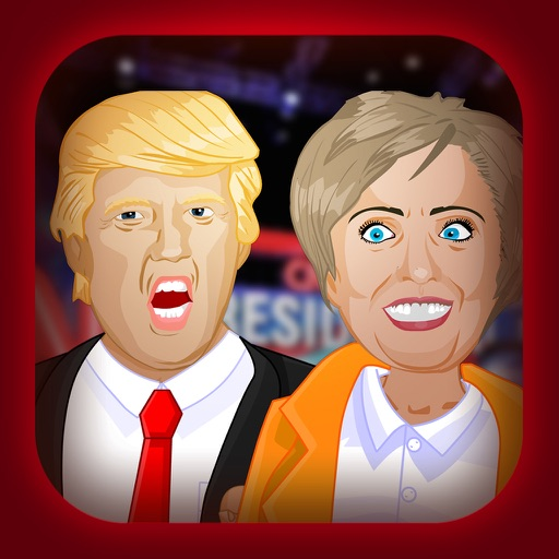 Hair Salon Games:Trump VS Clinton