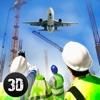 City Airport Building Construction Sim