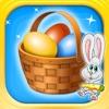 Uova di Pasqua Bunny Gioco Match Per Family Friend