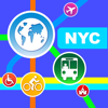 New York City Maps - NYC Subway and Travel Guides