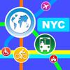 纽约交通指南 - 出行旅游必备