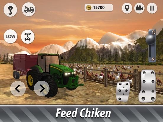 Euro Farm Simulator: Chicken - Full Version Screenshots