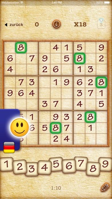 ?Sudoku Screenshot