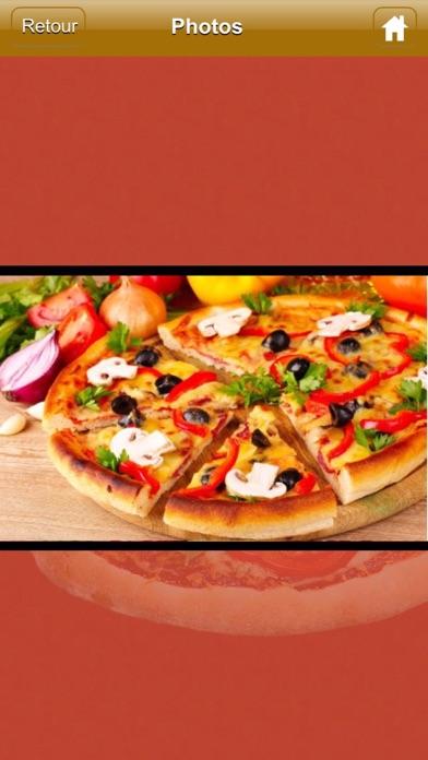 Domeric PizzaCapture d'écran de 3