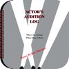 Actors Audition Log