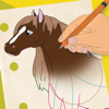 How to Draw Horses and other Farm Animals