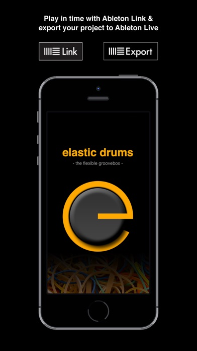 Screenshot Elastic Drums