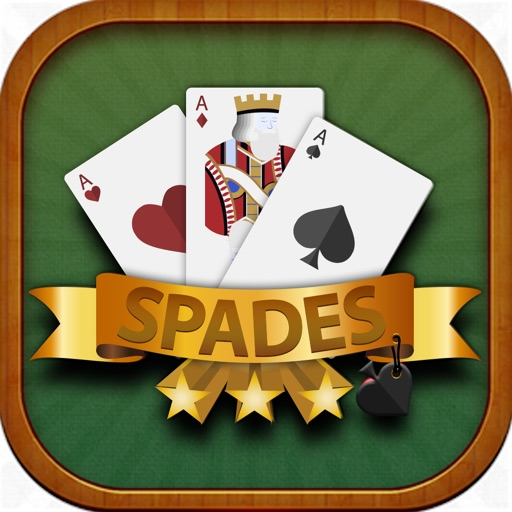 Spades Hollywood : Trick-Taking Card Game iOS App