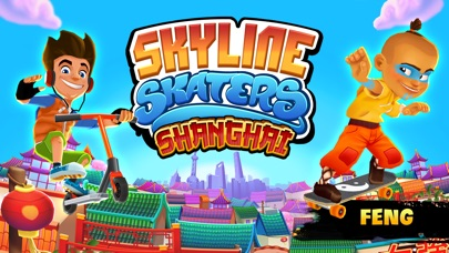 Screenshot of Skyline Skaters1