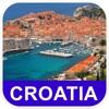 克羅地亞 離線地圖 - PLACE STARS
