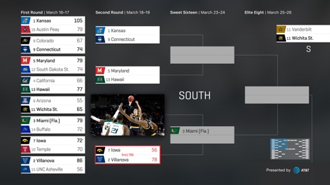 Screenshot #14 for NCAA March Madness Live - Men's College Basketball